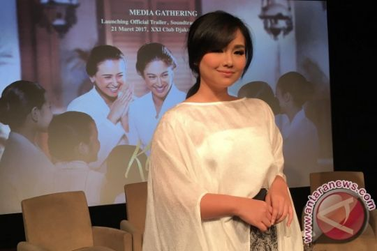 Gita Gutawa: Indonesia kurang lagu  perempuan tangguh