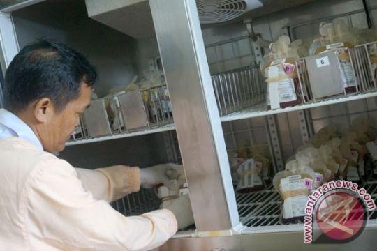 Kota Sukabumi kekurangan golongan darah AB