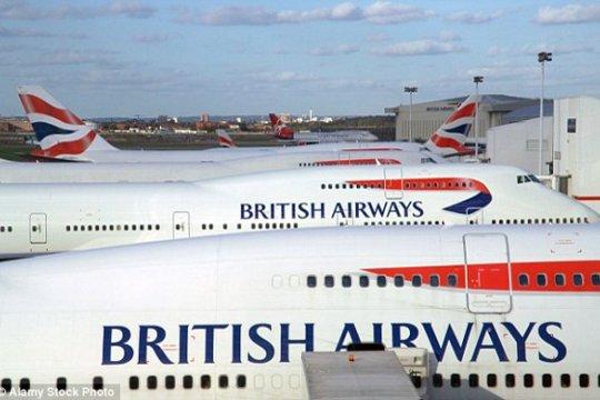 British Airways ingin segera selesaikan pemogokan pilot