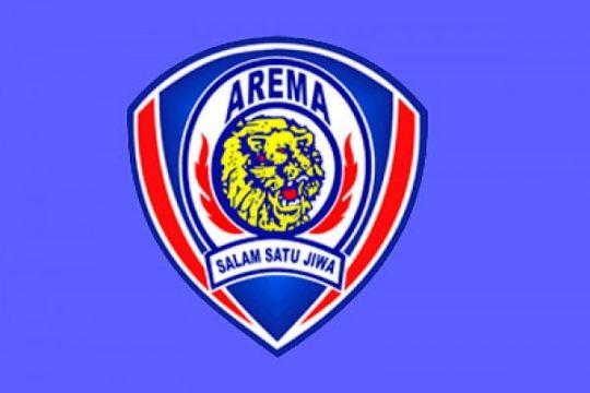 Kampung Biru Arema telan 15 ton cat