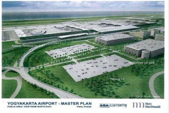 Kejaksaan Agung kawal pembangunan bandara baru Yogyakarta