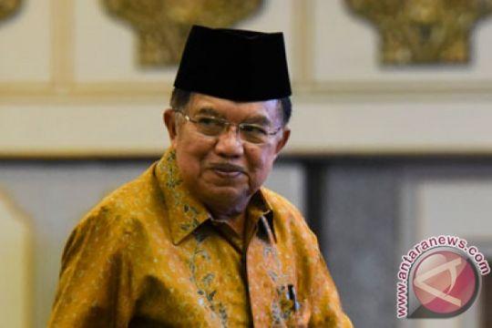 Jusuf Kalla akan hadiri perayaan Paskah dan Pekan Kerukunan Nasional
