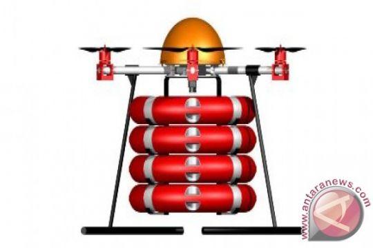 "Anak bangsa kembangkan teknologi ""drone"" untuk kampanye"