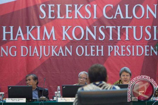 Presiden segera tetapkan Hakim Konsitusi pengganti Patrialis