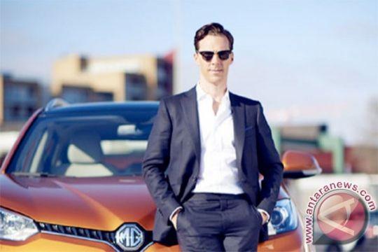 Benedict Cumberbatch sambut anak kedua