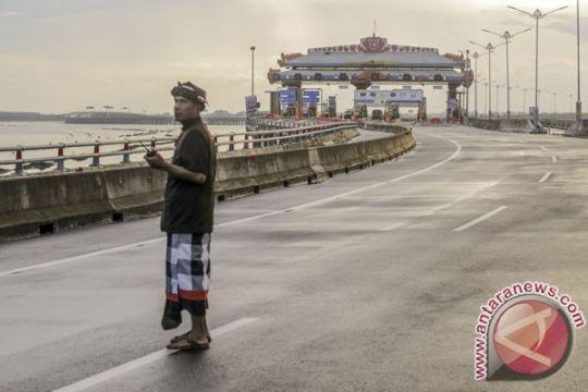 Jalan tol Bali Mandara tutup 32 jam selama Nyepi