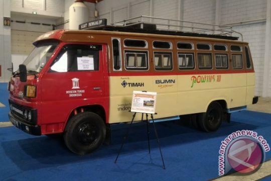 Retrospeksi kejayaan bus bersama Indonesia Classic n Unique Bus