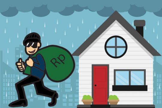 Polres Karawang tangkap pencuri yang melibatkan istrinya
