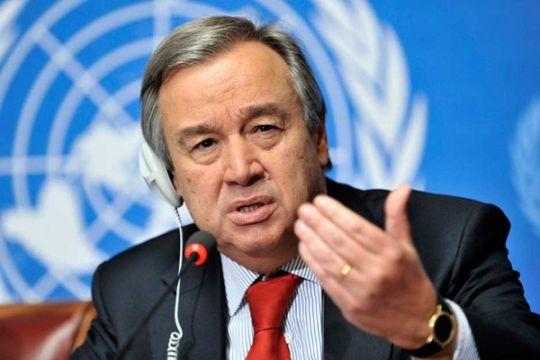 Sekjen PBB kutuk serangan bom di Somalia