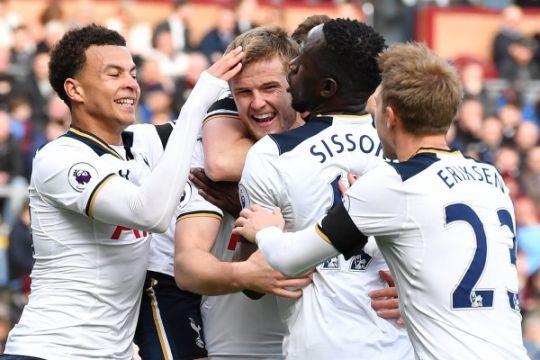 Winks teken kontrak baru Tottenham hingga 2023