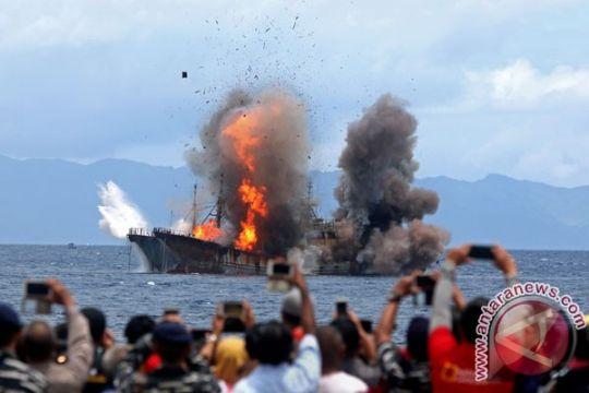 Penenggelaman kapal ikan ilegal sudah cukup kata Jusuf Kalla