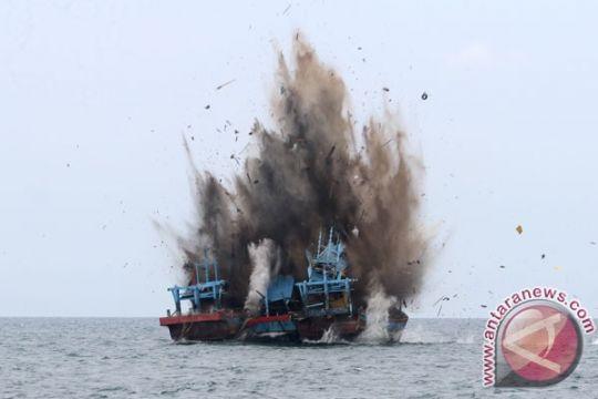 Susi pastikan penenggelaman kapal nelayan asing di Pontianak
