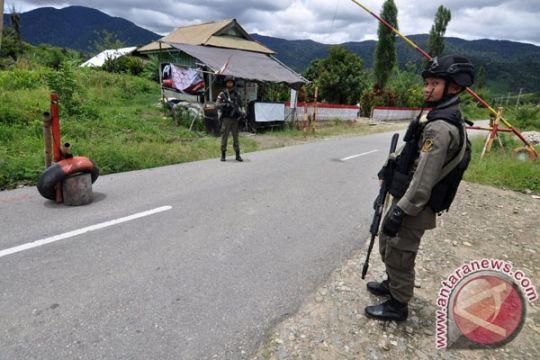 Anggota Brimob BKO Operasi Tinombala dilaporkan tewas bunuh diri