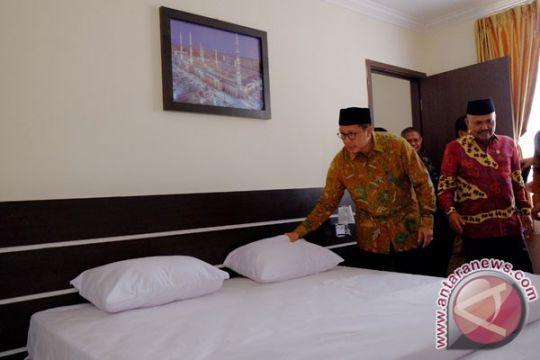 Menteri Agama resmikan gedung haji embarkasi Banjarmasin