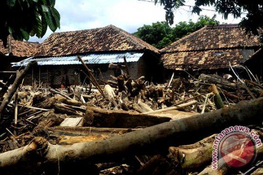 648 keluarga masih mengungsi akibat banjir bandang Aceh Tenggara