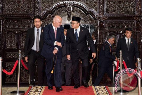 Ketua MPR jelaskan cara Indonesia berdemokrasi kepada Presiden Afghanistan