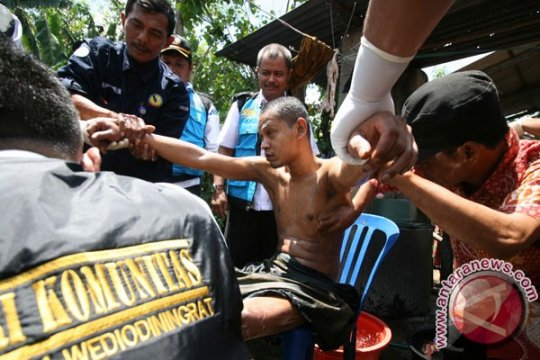 700 orang warga alami gangguan jiwa di Lahat