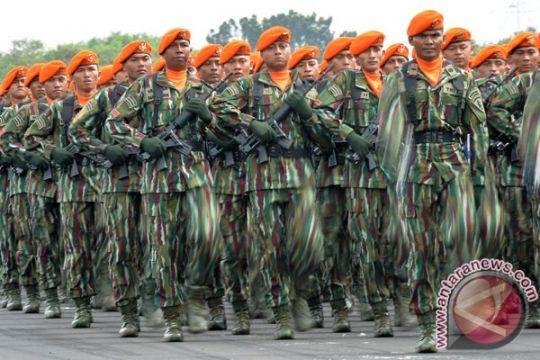 Korps Pasukan Khas TNI AU jaga lapangan terbang terpencil Papua