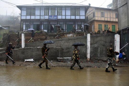 China protes India soal kunjungan Dalai Lama