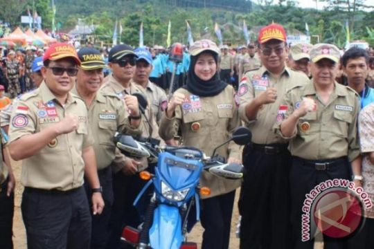 Harry Hikmat: warga Sukabumi harus tanggap bencana