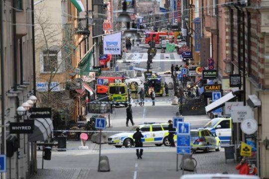 Tiga pria Asia Tengah di Swedia didakwa rencanakan teror