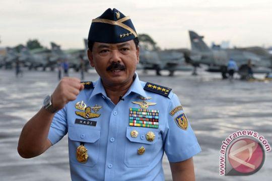 TNI AU masih selidiki ledakan di Rokan Hulu, Riau