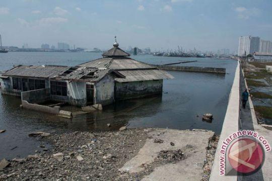 PUPR Dumai: banjir rob dampak penurunan muka tanah