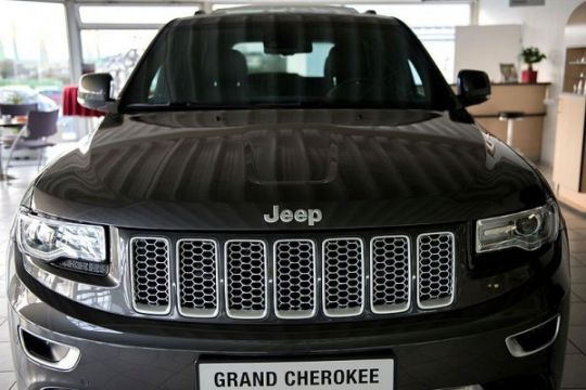 Fiat tarik 209 ribu Jeep dan Dodge gara-gara masalah rem