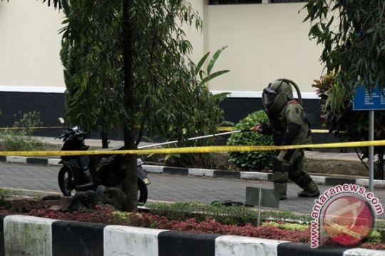 """Penjinak bom sterilisasi lokasi """"open house"""" di Sampit"""