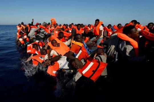 Penjaga pantai Libya selamatkan 441 imigran