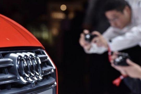 Audi rancang sel surya untuk atap mobil