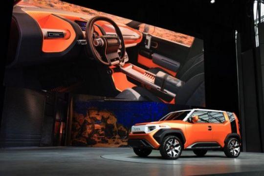 """Konsep Toyota FT-4X """"75 persen"""" siap produksi"""