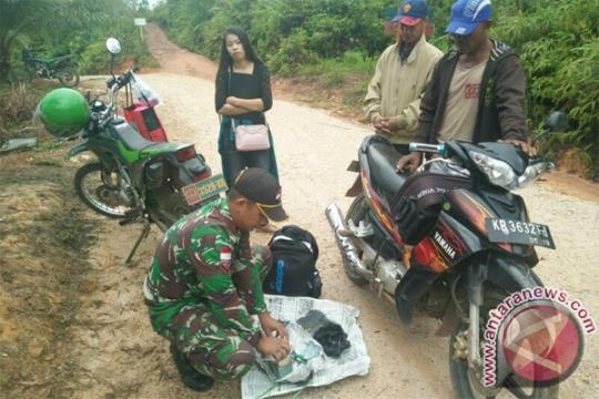 Cegah penyelundupan, Satgas TNI perketat jalan tikus batas RI-Malaysia