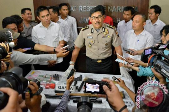Polisi: target penanganan korupsi tak terbatas anggaran