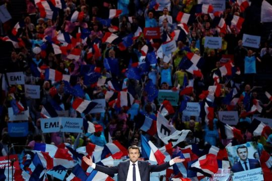 Menlu Jerman puji pemilihan presiden Prancis