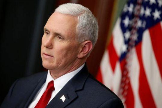 Wakil Presiden AS akan ke Timur Tengah meski hadapi penolakan