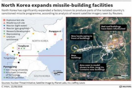 Kemenlu China sambut penghentian uji nuklir Korea Utara