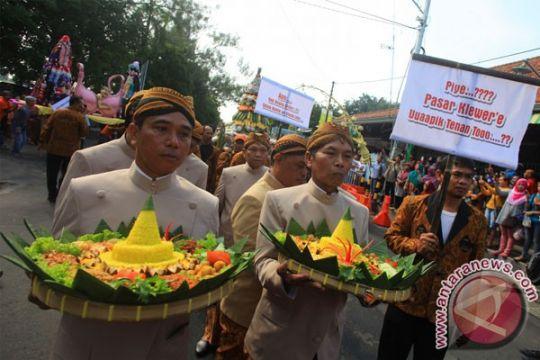30 paguyuban pedagang Yogyakarta siap meriahkan Kirab Pasar