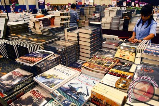 Hari ini, festival jajanan goceng hingga bazar buku Big Bad Wolf