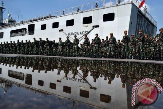 Pangdam : tahun depan 900 prajurit TNI jaga perbatasan RI-Malaysia