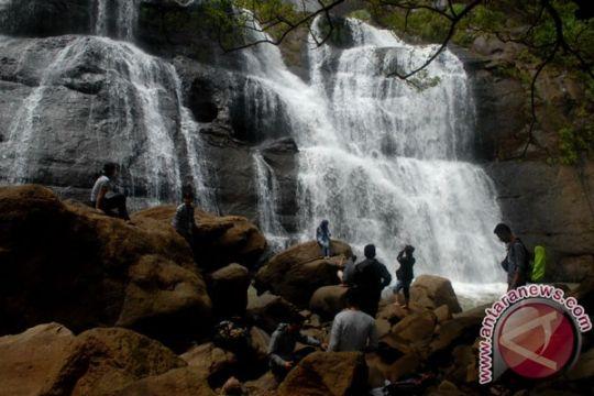 Wisatawan ke Sukabumi 3,7 juta jiwa