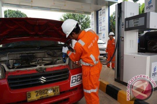 KPBB: Kendaraan operasional Pemprov DKI  harus beralih ke BBG