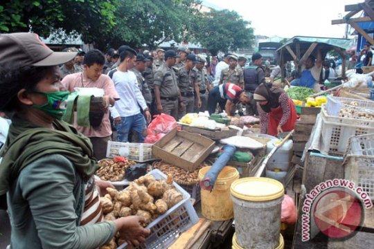 Pekanbaru pindahkan 400 pedagang ke Pasar Higienis