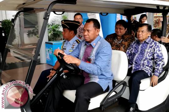 Buka IIMS 2017, Wapres harap Indonesia kejar teknologi otomotif teranyar