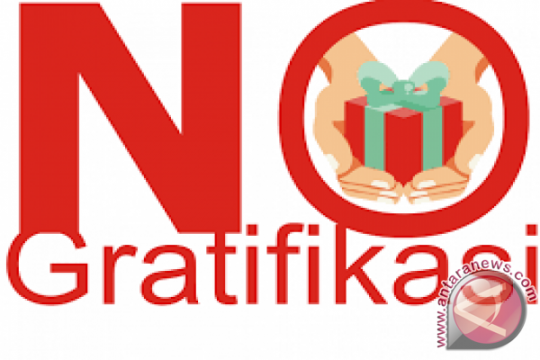 KPK ingatkan manajemen Bank Bengkulu hati-hati gratifikasi