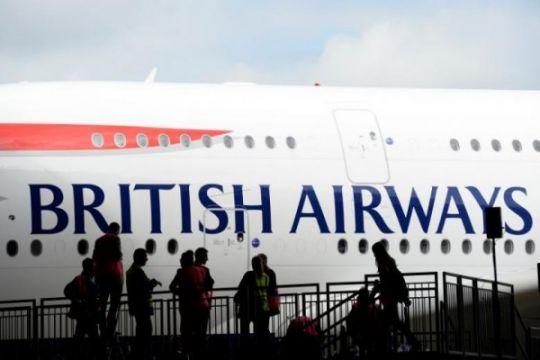 British Airways turunkan penumpang ngotot pindah ke kelas bisnis