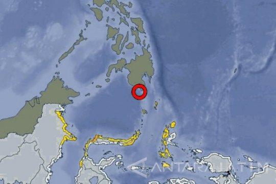 Gempa guncang Filipina, diperkirakan tidak ada tsunami