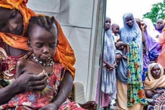 67.000 anak di Sub-Sahara Afrika berisiko mati kelaparan