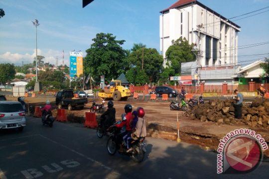 Menteri Basuki tinjau pembangunan Underpass Jatingaleh