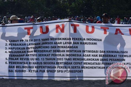 Organisasi buruh tambang internasional sikapi masalah Freeport